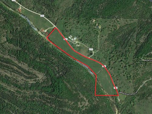 Creek Front Subdivision Arkansas : Clarkridge : Baxter County : Arkansas