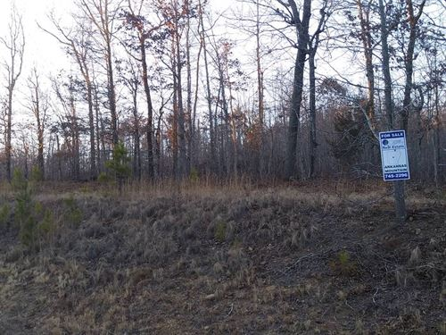18 Acres Perfect To Build,Hunt : Clinton : Van Buren County : Arkansas