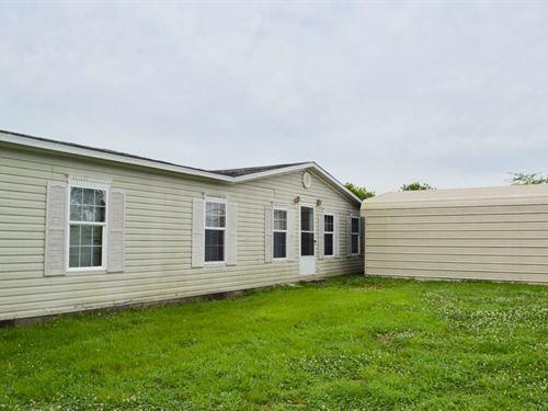 Country Home Acreage / Pond/Hot : Bonnerdale : Hot Spring County : Arkansas