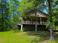 Home For Sale Near Norfork Lake : Elizabeth : Fulton County : Arkansas