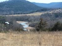 Kings River Front Land Eureka : Eureka Springs : Carroll County : Arkansas