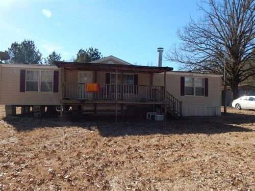 Country Home With Acerage : Gurdon : Clark County : Arkansas