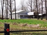 Country Property North : Highland : Sharp County : Arkansas
