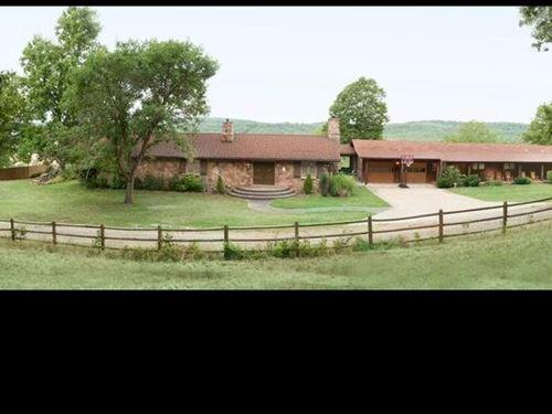 575 ac Ranch Northwest Arkansas : Huntsville : Newton County : Arkansas