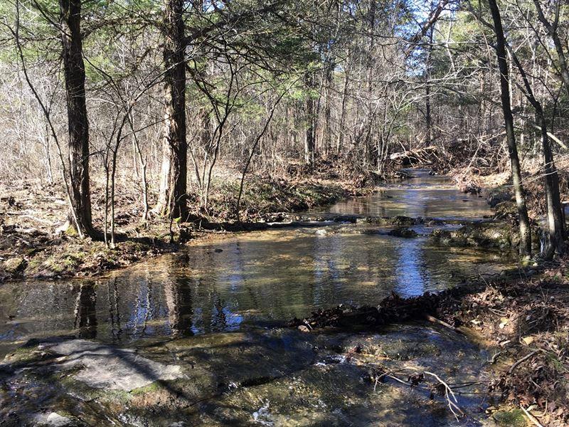 Hunting Land Older Country Home : Imboden : Randolph County : Arkansas
