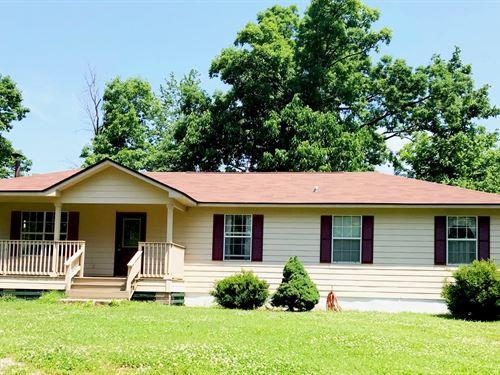 Arkansas Country Home Acreage 95 : Imboden : Randolph County : Arkansas