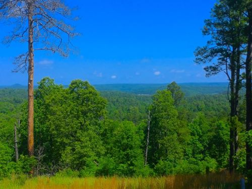 20 Acres M/L With Stunning View : Jordan : Baxter County : Arkansas