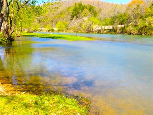 Investment Property, Surveyed River : Mammoth Spring : Fulton County : Arkansas