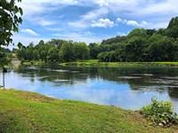Riverfront Property Spring River : Mammoth Spring : Fulton County : Arkansas