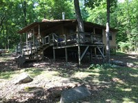 Rustic Cabin Acreage Searcy Co : Marshall : Searcy County : Arkansas