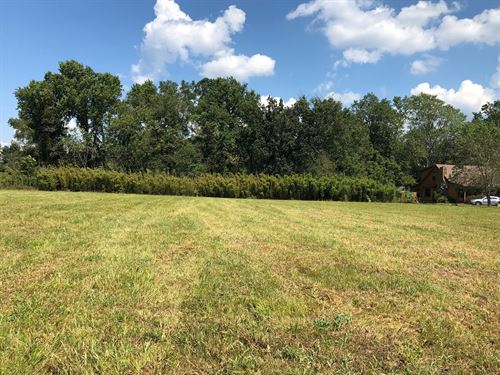 Building Lot Over Looking White : Mountain View : Stone County : Arkansas