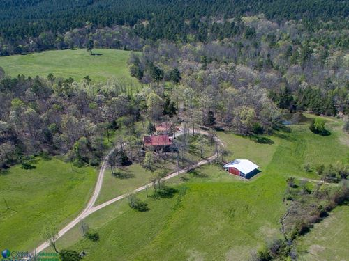 Western Cedar Home Ouachita : Oden : Montgomery County : Arkansas