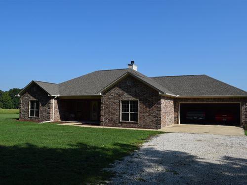 Two Homes Land Pond Arkadelphia : Okolona : Clark County : Arkansas