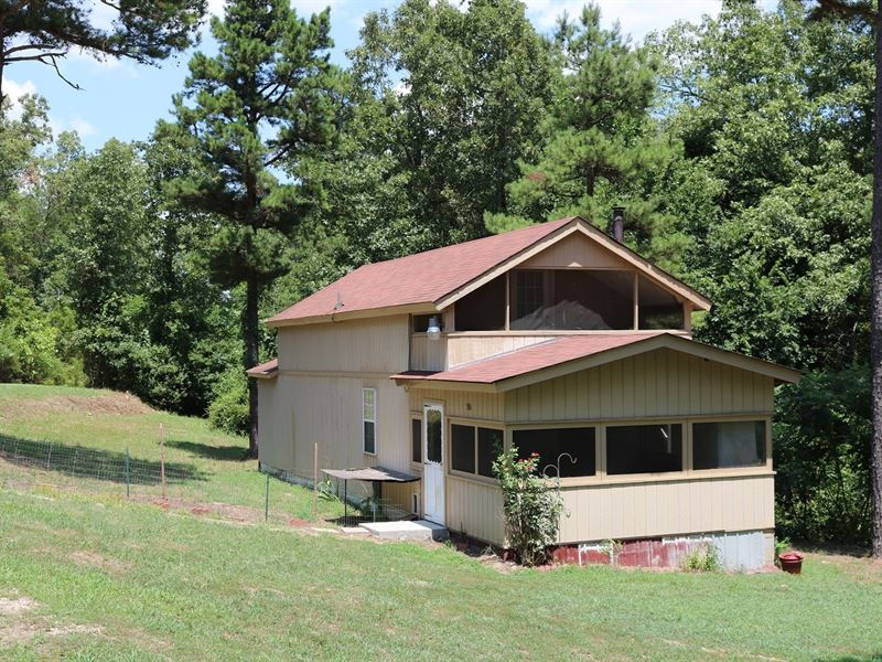 Two Homes In Arkansas For Sale : Oxford : Izard County : Arkansas