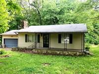 Country Home For Sale Near Lake : Ozark Acres : Sharp County : Arkansas