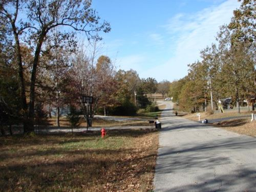 Vacant Lot in Salem, Arkansas : Salem : Fulton County : Arkansas