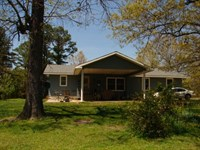 Secluded Ozarks Country Home 160 : Salem : Fulton County : Arkansas