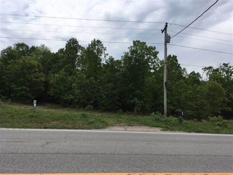 Highway Acreage Salem Arkansas : Salem : Fulton County : Arkansas
