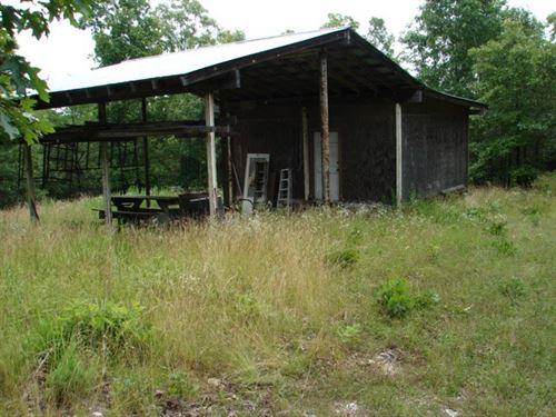 Hunting & Recreation Property : Salem : Fulton County : Arkansas