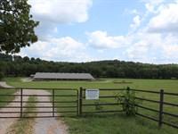 Northwest Arkansas Horse Ranch : Siloam Springs : Benton County : Arkansas