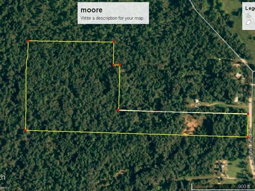 20 Acres of Land For Sale : Pocahontas : Randolph County : Arkansas