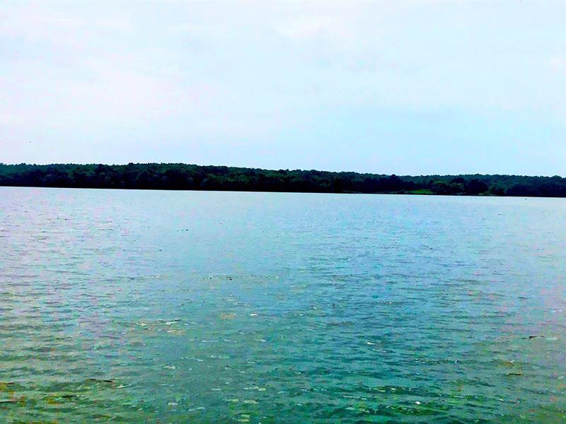 Arkansas Lakefront Home For Sale : Powhatan : Lawrence County : Arkansas