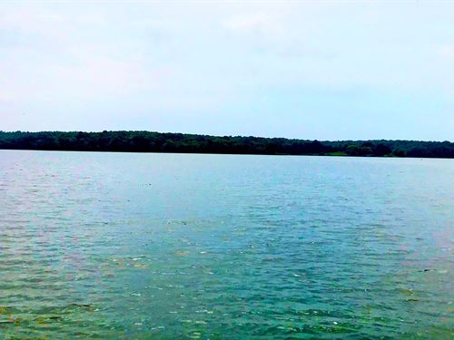 Arkansas Lakefront Home For Sale : Powhatan : Lawrence County : Arkansas