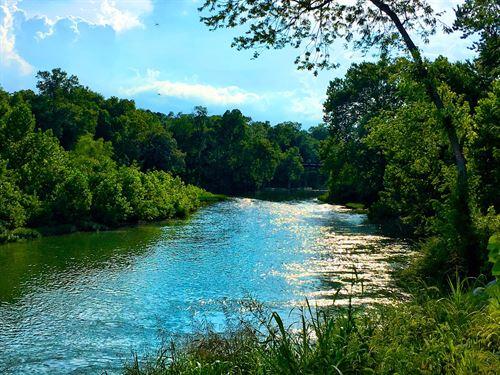Arkansas Spring River Cabin : Ravenden : Lawrence County : Arkansas