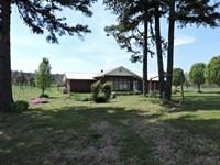 100 Acre Farm Ready Cattle : Waldron : Scott County : Arkansas