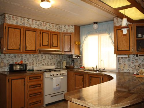 Bouse, AZ 13.02 Acre Home : Bouse : La Paz County : Arizona