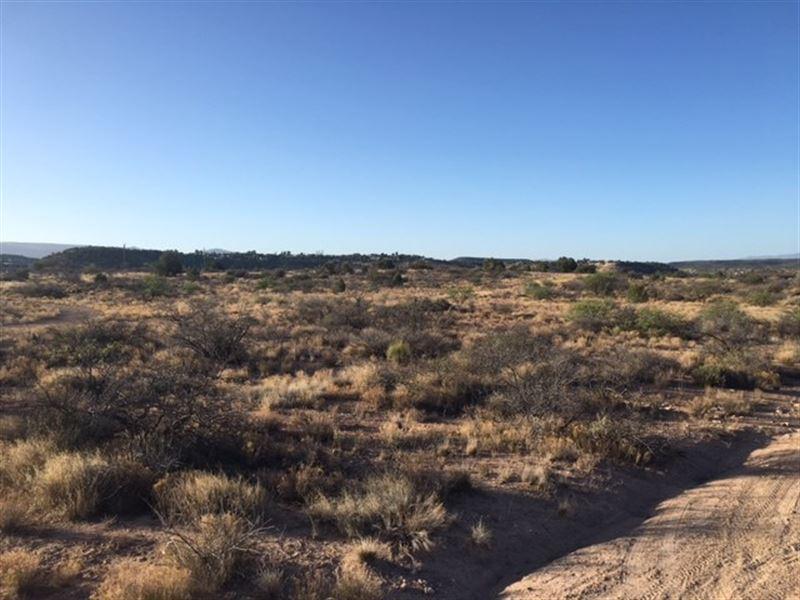 14 Acres Lake Montezuma, Rimrock : Lake Montezuma : Yavapai County : Arizona
