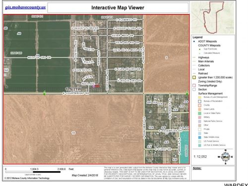 Mohave Valley AZ Land, Delta City : Mohave Valley : Mohave County : Arizona
