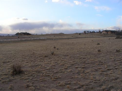 Residential Lot to Build Prescott : Paulden : Yavapai County : Arizona
