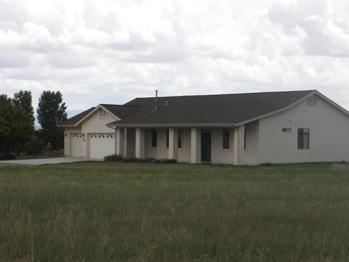 Home on Acreage For Sale Paulden AZ : Paulden : Yavapai County : Arizona