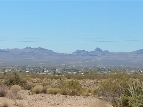 Golden Valley Land, Close to : Golden Valley : Mohave County : Arizona
