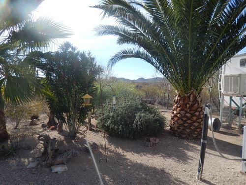 20 Acre Desert Property : Salome : La Paz County : Arizona