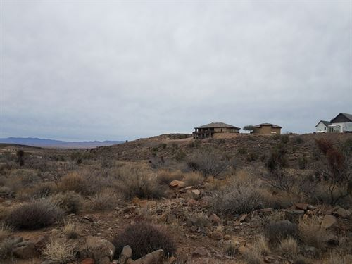 Custom Home Site Very Desirable : Kingman : Mohave County : Arizona
