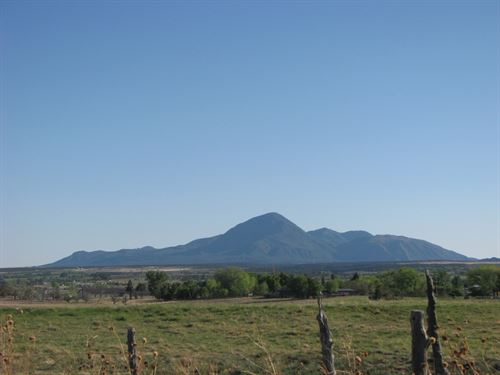 Southwest Colorado Ranch Cortez, CO : Dolores : Montezuma County : Colorado