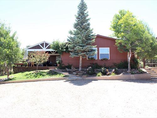 3 Bed 2 Bath Home 3 Acres Dolores : Dolores : Montezuma County : Colorado