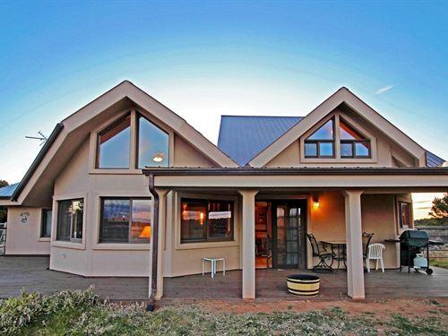 Country Home Southwest Colorado 40 : Dolores : Montezuma County : Colorado