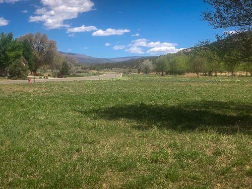 Golf Course Property Cedaredge : Cedaredge : Delta County : Colorado