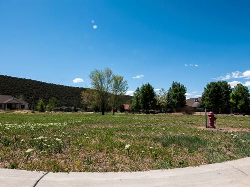 Golf Course Property, Lot Cedaredge : Cedaredge : Delta County : Colorado