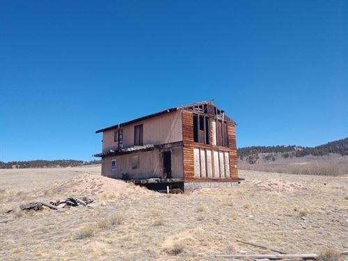 Mountain Acreage Recreational Land : Como : Park County : Colorado