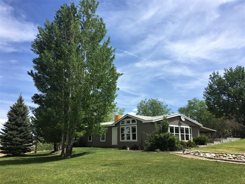 Home & Shop Acreage in Cortez, CO : Cortez : Montezuma County : Colorado