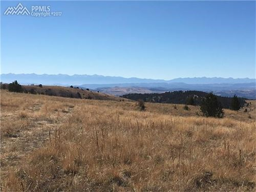 Beautiful Mountain Property : Cripple Creek : Teller County : Colorado