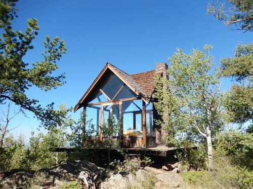 Top World 100 Acres Cripple Creek : Cripple Creek : Teller County : Colorado
