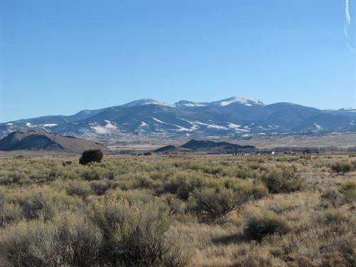 40 Acres In The La Garita Mountains : Del Norte : Rio Grande County : Colorado