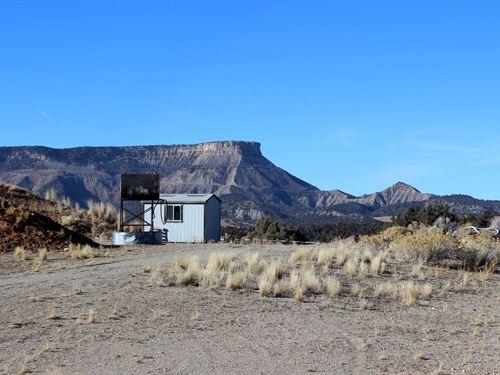 Rare Gravel Mine Opportunity : Mancos : Montezuma County : Colorado