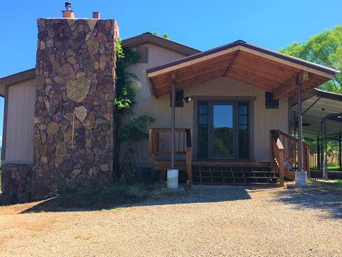 Mancos CO Home Acreage, Mtn Views : Mancos : Montezuma County : Colorado