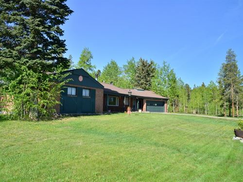 CO Mtn Ranch Real Estate Property : Tabernash : Grand County : Colorado
